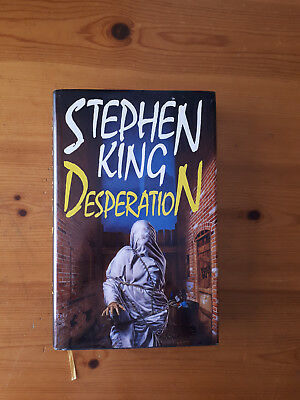 Stephen King DESPERATION Edizione Euroclub
