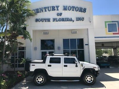 2007 Hummer H2  Tow Hitch Alloy Wheels Chrome Grill and Running Boards