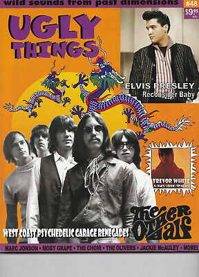 UGLY THINGS - actual Issue 48 (Summer/Fall 2018)  LIKE NEW !  MINT-