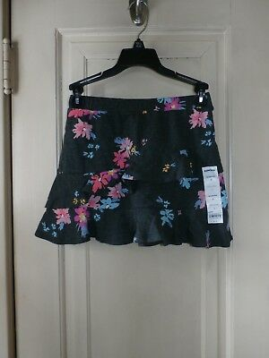 NEW WITH TAGS  Girls  Scooter/Skort by Sonoma Size 8  CLEARANCE