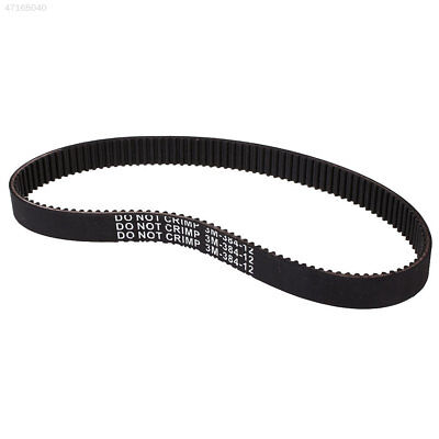 A73F Kids Electric Scooter Rubber Drive Belt For E-Scooter Scooters 3M-384-12