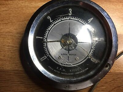 aqua meter speedometer set of two