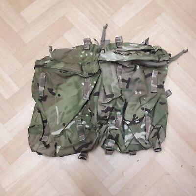 British Mtp Irr Bergen / Bergan / Side Pouches / Rocket Pooches