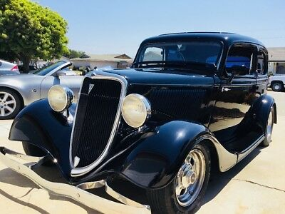 1934 Ford Other  1934 Ford Vicky ~ Victoria ~ All Steel Body ~ Classic Car ~