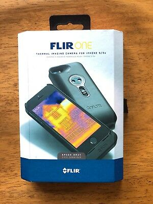 FLIR One - Thermal Imaging Camera For iPhone 5/5S