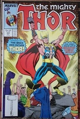 Mighty Thor # 384 , High Grade Clearance  Copy