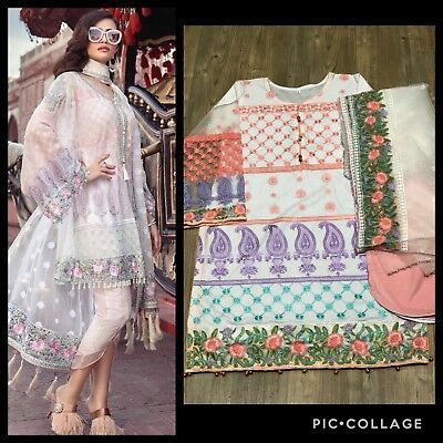 Sobia Nazir Inspired Lawn Suit