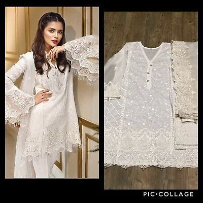 Kiran Chauhdary Inspired Lawn Suit