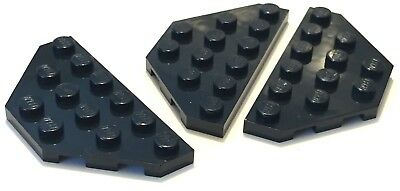 LEGO PART 2419 GREEN WEDGE PLATE PART X 6 PCS NEW