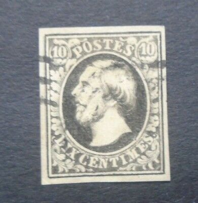 Classic 10C Vf Used Luxemburg Luxembourg N15.32 Start 0.99$