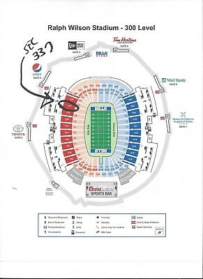 2 Tickets To Buffalo Bills/Tennessee Titans NFL game 10/7 Buffalo Home
