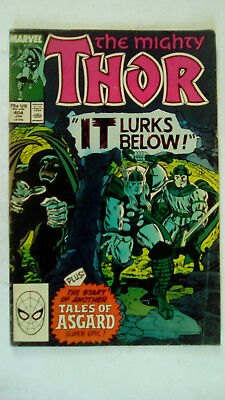 The Mighty THOR # 404  Marvel Comic