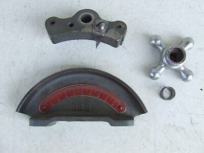 """Delta- TRUNNION ASSEMBLY - 12"""" Disc Sander - Finishing Machine -DS-9 / DS-12-S"""