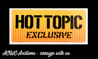 Funko POP! - Replacement Sticker - Hot Topic Exclusive