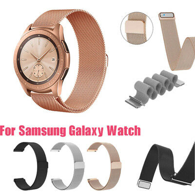 Luxury Milanese Magnetic Stainless Steel Wristband For Samsung Galaxy Watch 42mm