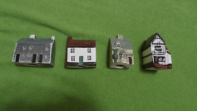 Mudlen End Studio Country Cottage England Ceramic Collectible