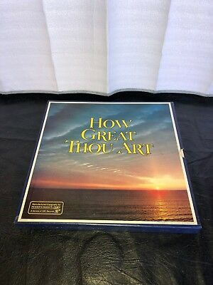 Reader's Digest Set ~ How Great Thou Art ~ 1979 Complete LP Collection EUC