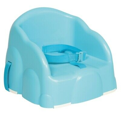 Safety 1st Portable Baby / Toddler Feeding Travel High Chair Booster Seat - Blue