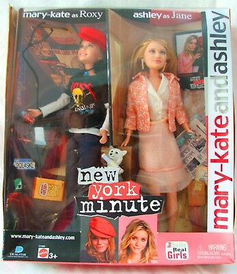 Mary-Kate & Ashley New York Minute Two Doll Set
