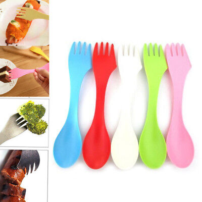 Creative Tableware Three-in-one Portable Cutlery Utensils Knife/Fork/Spoon Combo