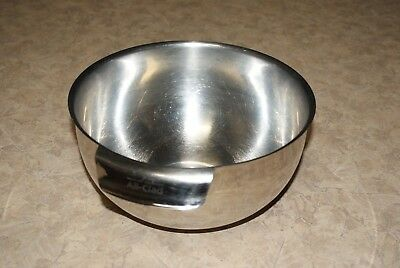 All Clad large mixing bow stainless steel
