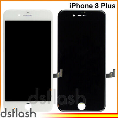 Pantalla Completa iPhone 8 Plus LCD Retina Blanca / Negra Display Tactil Apple
