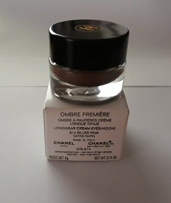 Chanel814 Ombre Premiere 814 Silver Pink
