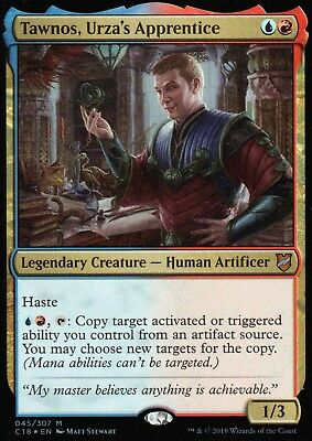 Tawnos, Urza's Apprentice FOIL | NM/M | Commander 2018 | Magic MTG