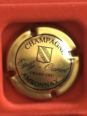 Capsule De Champagne Egly Ouriet Or