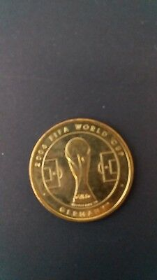 Fifa Coin - Germany Vs Japan - Collectable Coin
