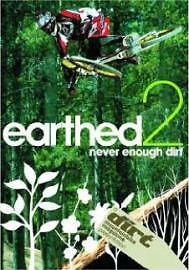Earthed 2 Never Enough Dirt - Mountainbike Action  Dvd - Free Post In Uk