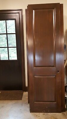 Solid Core Interior Doors 2 Panel 7 And 8 Foot