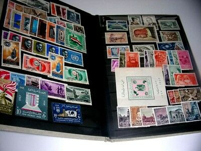 WW, SPAIN, Excellent Accumulation of Mint(many NH) Stamps in a stockbook