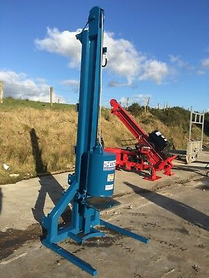 EX DEMO Multec PD1 Post Driver (Tractor 3PL Post Knocker Banger Thumper)