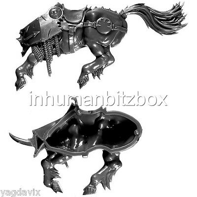 Kch36 Corps Cheval Chariots Chaos Warhammer Age Of Sigmar Bitz 16-17