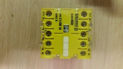 Contactor 4 Pole 4Kw 4 - N/0 Contacts 240V Coil Mini