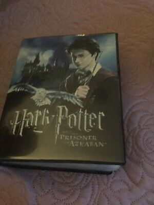Harry Potter And The Prisoner Of Azkaban Foils & Trading Cards