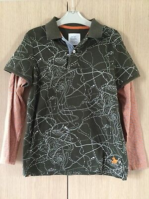 Boys Top (Mini Boden) Age 9-10 Stunning Condition!