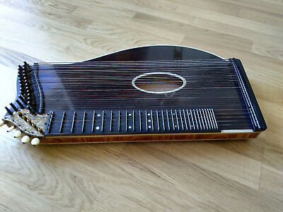 Zither, Konzertzither