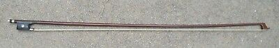 fine antique full size  violin bow unsigned
