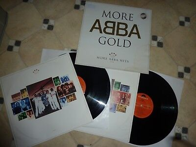 "► 2 x 12""LP ABBA "" More ABBA Gold "" ORIGINAL (1993) / OIS / UNPLAYED !!  ◄"