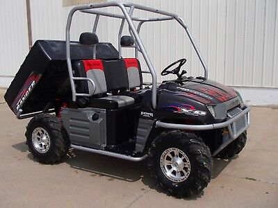 Special Edition Polaris Ranger 700 4X4 Twin Cylinder Flame Model Awesome $6995