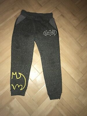 Boys Batman Joggers/ Trousers Age 5-6 Years