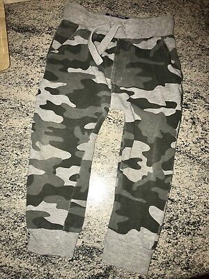 Boys Joggers Trousers Age 2-3 Years NEXT Camo