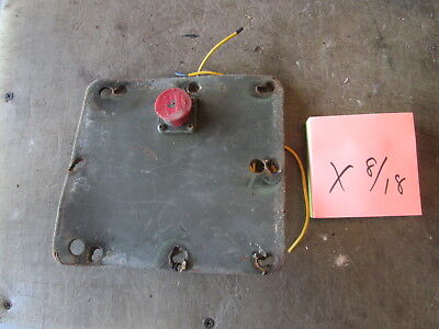 Used Smoke G Launcher Guts w/Back Panel/Plug, 24v, Replacement Parts