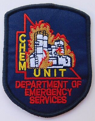 Department of Emergency Services (Queensland) Chem Unit - Unofficial Patch -Fire