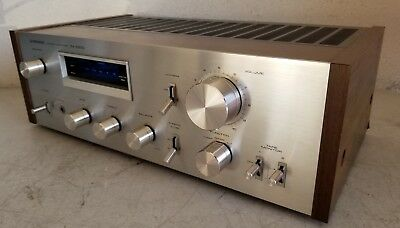 Pioneer SA-5800 Integrated Amplifier *Serviced* Tested/Works - WATCH VIDEO