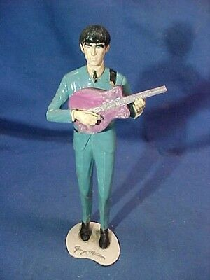 Orig 1964 REVELL Plastic GEORGE HARRISON Beatles MODEL KIT Built Up NEMS