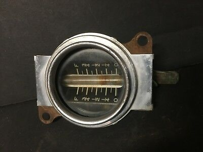 "ORIGINAL 1932 Ford ""HYDROSTATIC FUEL GAUGE"" DEUCE 32 HOT RAT ROD Unrestored TROG"