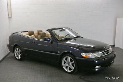 Saab 9-3 2dr Convertible SE aab 9-3 Convertible Sport Package Aero Body Kit Heated Seats Leather
